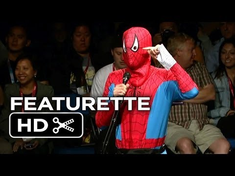 The Amazing Spider-man 2 Featurette - Becoming Peter Parker (2014) - Andrew Garfield Movie Hd video