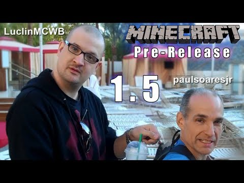 Minecraft 1.5 Pre-Release - Paulsoaresjr & LuclinMCWB OSHA ...