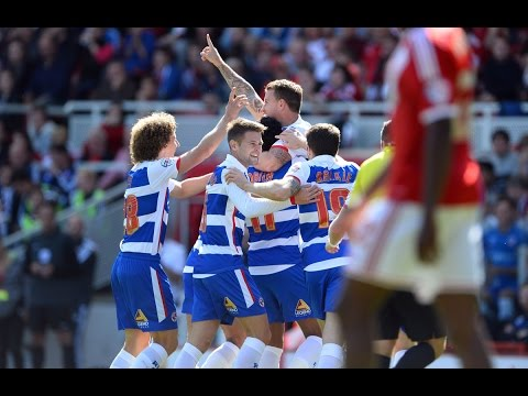 Video: Highlights of Boro against Reading