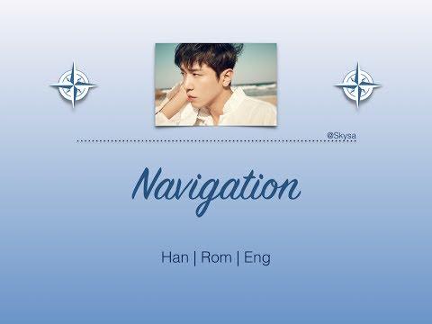 Jung YongHwa (CNBlue) - Navigation Lyrics (Han/Rom/Eng)