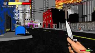 Action Doom 2 Urban Brawl (Freeware) Gameplay
