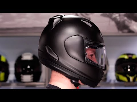 Arai Defiant Helmet Review at RevZilla.com