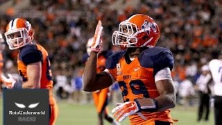 Trading Places: What if Aaron Jones went to Clemson and Wayne Gallman went to UTEP?