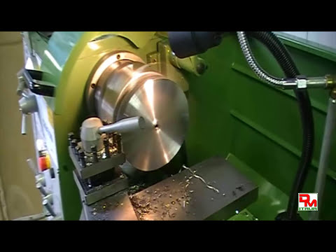 Tornio professionale per metalli