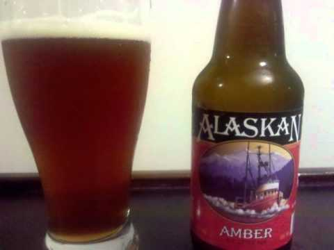 Alaskan Amber Beer Review