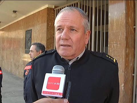 Jefe de la defensa civil visitó Osorno