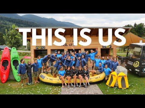 Rafting Center Val di Sole Dimaro - Trentino