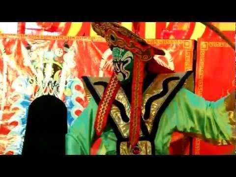 Chinese Magic Wizard Central World Bangkok