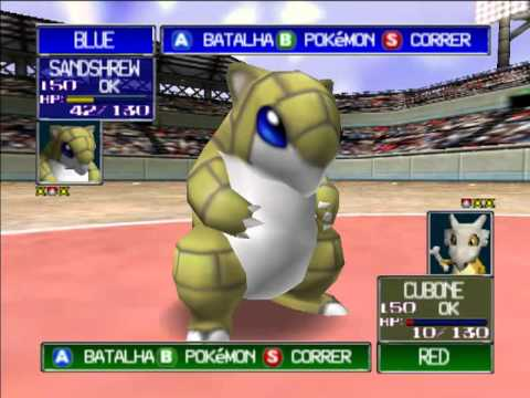 Pokémon Stadium [n64] Em Português.mp4 video
