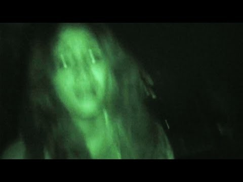 Real Paranormal Activity - Evil Spirit Haunts Couple