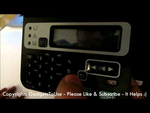 Hands on HP Printer With Inbuilt Wireless Router Quick Review at India Launch Event