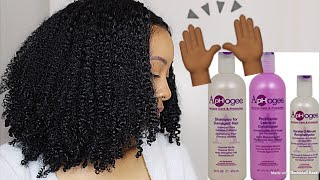 This Two-Step Protein Treatment Saved My Natural Hair!!! Aphogee