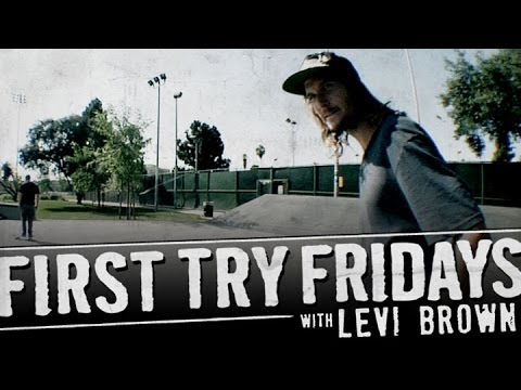 Levi Brown - First Try Friday at Westchester