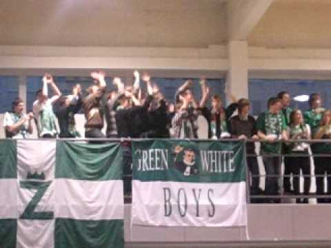 Green White Boys (GWB) debiutas, 2008.01.19