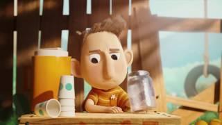 A Love Story animated on Raaz ankhein Teri song