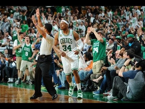 Paul Pierce 29 points vs New York Knicks - Game 4 Highlights - 2013 Playoffs