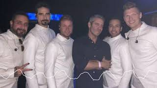 """Andy Cohen on Getting Serenaded Onstage by the Backstreet Boys: """"I'm still walking on air"""""""