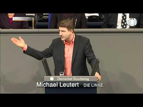 Michael Leutert, DIE LINKE: Die Bundesregierung Zerschlägt Das Solidarische Gesundheitssystem