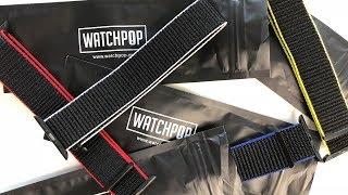 Bluestein Watchpop Armbänder für die Apple Watch