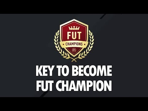 KEY TO BECOMING A FUT CHAMPION!! - Fifa 18 Tutorial (How to Improve) - Become A Pro