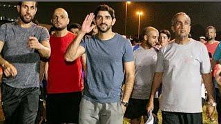 Sheikh Hamdan crown Prince of Dubai UAE 2018 Fazza เจ้าชายแห่งนครดูไบ สหรัฐอาหรับเอมิเรตส์ 5.10