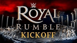 Royal Rumble Kickoff Show