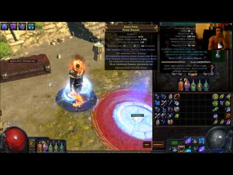 Crit Ball Tendril Call - All things lightning video guide and gameplay