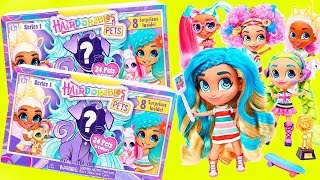 Hairdoables Pets Series 1 and Poopsie Sparkly Critters   Fake LOL Surprise Dolls