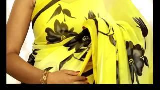 Kanooda Pratigya Georgette Saree (Pack of 5)