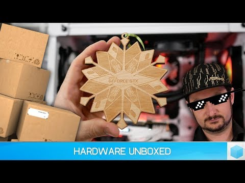 Unboxing Boxes #43: Generous Patreon Unboxing + Nvidia Sends Wood & Asrock a Pillow!