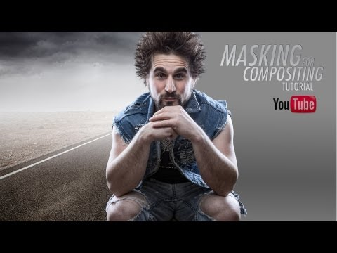 Masking for Composite Photography Photoshop CS6