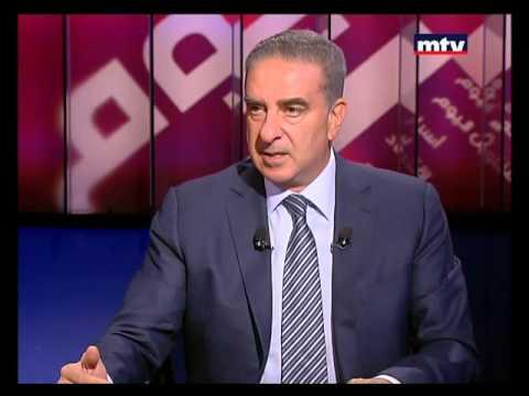 Beirut Al Yawm - Michel Pharaon 20/09/2015