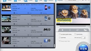 Tặng bản quyền phần mềm WinX HD Video Converter Deluxe 5.9.6