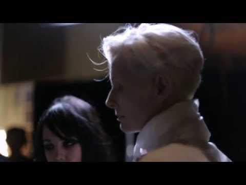 The Making of the Latest Chanel Campaign with Tilda Swinton
