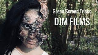 Green screen tricks (Effects)