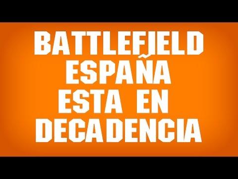 La comunidad de Battlefield.es se esta pudriendo