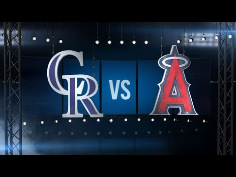 5/13/15: Pujols caps off Angels' walk-off win in 11th