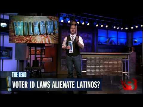 Andrew Wilkow: Monologue - Voter ID Laws