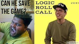 Logic - Roll Call (Reaction First Listen)