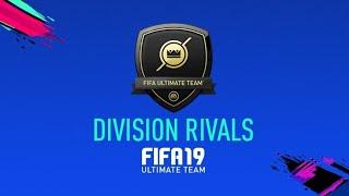 ASCENDIENDO DE RANGO EN DIVION RIVALS!|ROAD TO 110 SUBS|FIFA 19