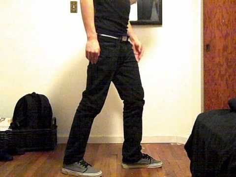 How to Shuffle (Dance)