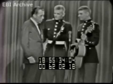 Everly Brothers International Archive : Ed Sullivan Show 1962
