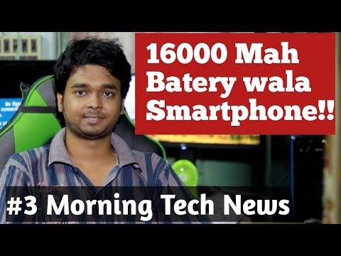 #3 Morning Tech News   Xiomi smartphones,Vivo Smartphones, Apple Duel sim Iphone, Energize Phone