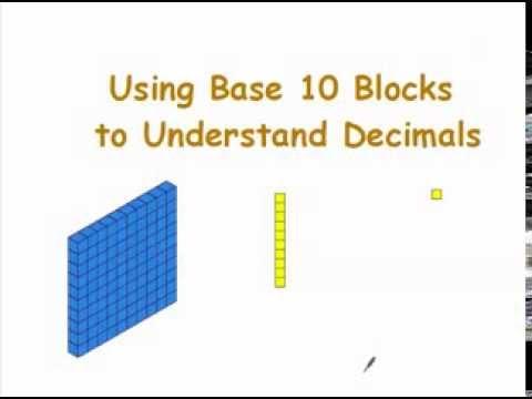 1 3 in decimal form