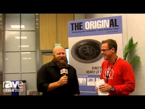 CEDIA 2014: Jeremy Burkhardt Talks to Gary Kayye About His New Company Origin Acoustics