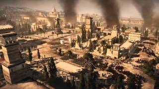Трейлер к Total War Rome II Rome 2 Total War