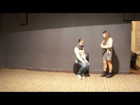 Этюд 1 - театральная школа-студия артист