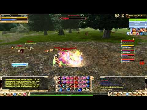 Knight Online Ares Ardream :::WisHMasteR::: Karus First Pk Movie ( King Movie ) 2013