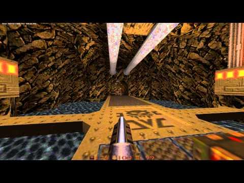 Quake: Abyss of Pandemonium - 03 Power Plant - All Secrets - 1080p 60fps
