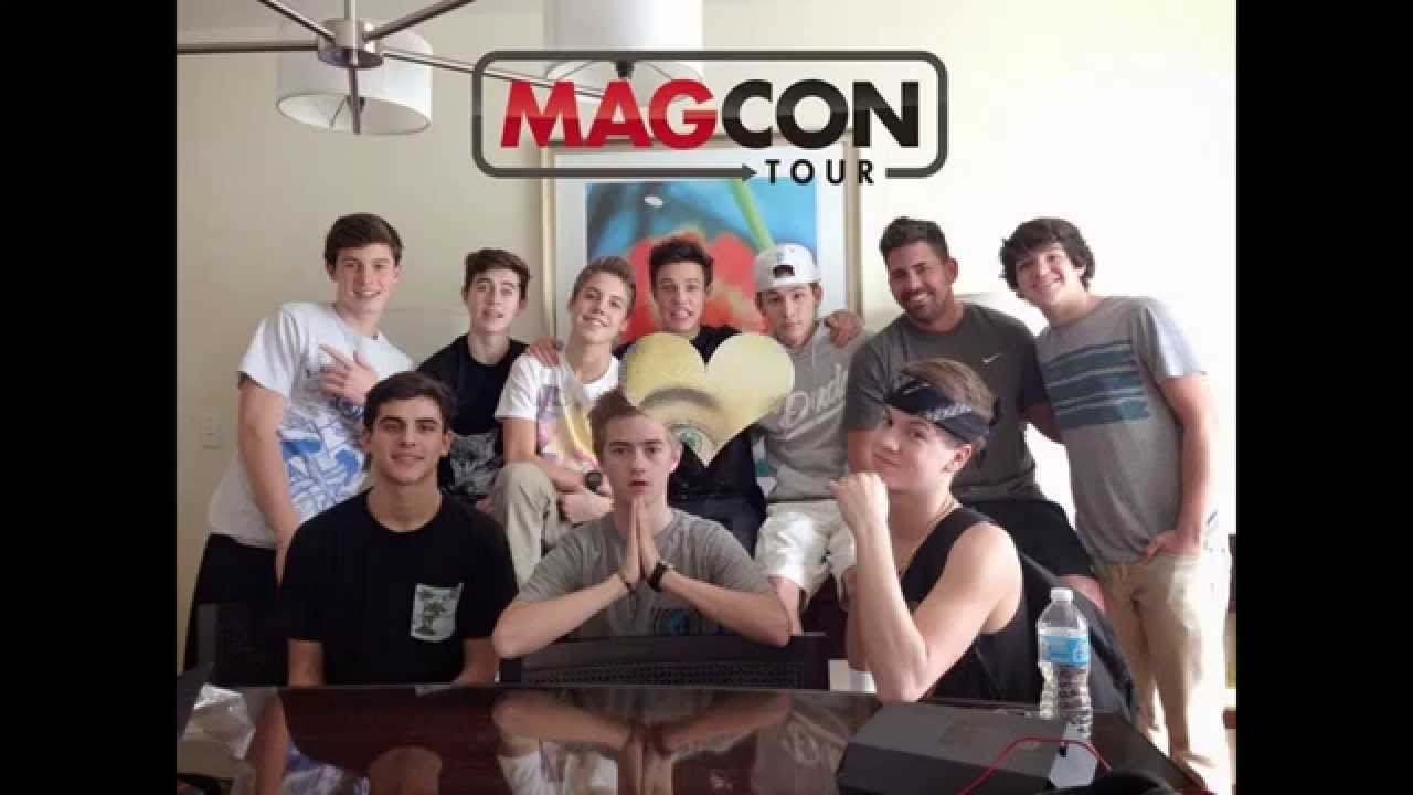 magcon preferences how you meet someone is lose them